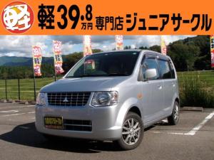 三菱 eKワゴン MX キーレス ベンチシート 社外ナビ
