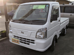 日産 NT100クリッパートラック DX 4WD 5MT エアコン
