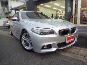 BMW 5シリーズ 523d Mスポーツ 禁煙車 ナビ ETC バックカメラ