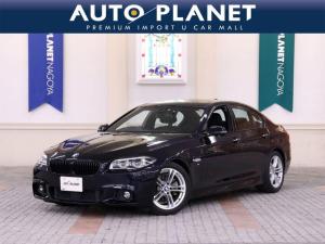 BMW 5シリーズ 523dMスポーツ 1オーナー ACC インテリジェントS