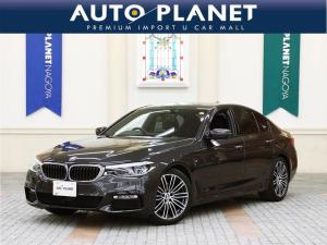 BMW 5シリーズ 523d Mスポーツ 1年保証・走行距離無制限/1オーナー/禁煙/ACC/衝突軽減B/Pゲート/HDDナビTV/全周囲カメラ/SOSコール/Pシート/LEDヘッドライト/スマートキー/ブラインドスポット/ウッドパネル