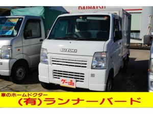 スズキ キャリイトラック 冷凍冷蔵車 -5度 タイヤ新品 バッテリー新品