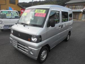 三菱 ミニキャブバン  スロ-パ-福祉車両 45000Km キーレス パワ-ウインド 4人乗り バッテリー新品