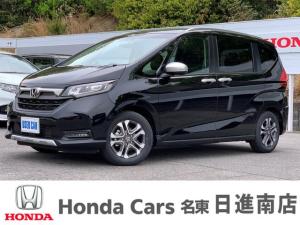 ホンダ フリード クロスター・ホンダセンシング 試乗車 ギャザズナビ ETC