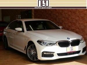 BMW 5シリーズ 523d Mスポーツ ハイライン 下取直販 電動トランク ダコタレザー アダプティブLEDヘッド ETC2.0 アダプティブクルコン パーキングサポート 全周囲カメラ 衝突軽減 後席シートヒーター リアスモーク