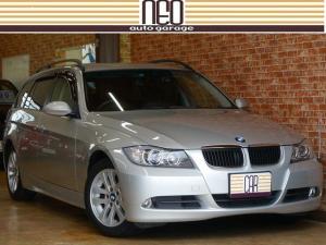 BMW 3シリーズ 320iツーリング 下取り直販 ディーラー整備 禁煙車 HDDナビ Bカメラ ドラレコ ETC HIDヘッドライト