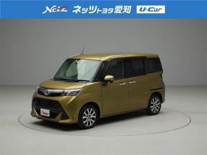 トヨタ タンク G-T 両側電動スライドドア スマートキ- 純正アルミ CD