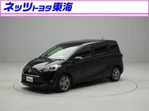 トヨタ シエンタ X メモリーナビ フルセグTV ETC バックモニター