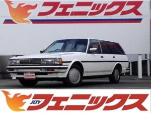 トヨタ マークIIワゴン LG パワーウィンドウ 集中ドアロック オートエアコン フォグライト ステアチルト シートアジャスター 純正シートカバー 純正足回り