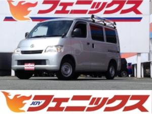 トヨタ ライトエースバン GL ナビフルセグテレビ DVD再生 BULETOOTH バックカメラ ドライブレコーダー ETC ハーフレザーシート 両側スライドドア ルーフキャリア&リアラダー