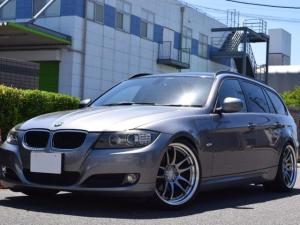 BMW 3シリーズ 320iツーリング 車高調 社外アルミ 社外マフラー
