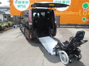 トヨタ エスクァイア 福祉車両 Xi スロープタイプ3 専用車いす電動 7名