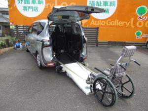 トヨタ シエンタ 福祉車両 G スロープタイプI トヨタセーフティセンス
