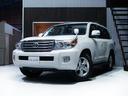 トヨタ/ランドクルーザー AX Gセレクション 1オーナー 車庫保管 黒革 サンルーフ