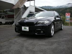 BMW 5シリーズ 523iツーリング Mスポーツ