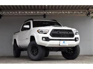 米国トヨタ タコマ ダブルキャブ TRDスポーツ 4WD スペシャルエディション