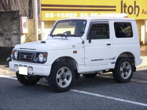 スズキ ジムニー ランドベンチャー 記録簿 5速MT 4WD ナビ 禁煙車