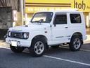 スズキ/ジムニー ランドベンチャー 記録簿 5速MT 4WD ナビ 禁煙車