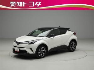 トヨタ C-HR G バックモニター ブラインドスポットモニター スマートキ-