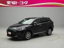 トヨタ/ハリアー プレミアム ワンオーナー T-Connectナビ ETC