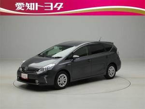 トヨタ プリウスアルファ G ETC バックモニター ドライブレコーダー スマートキ-