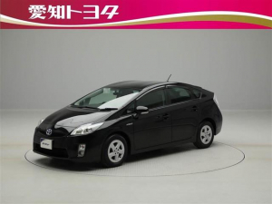 トヨタ プリウス S スマートキ- イモビライザー ワンオーナー HDDナビ