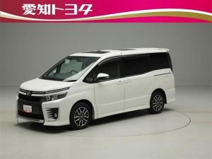 トヨタ ヴォクシー ZS スマートキ- イモビライザー サンルーフ HDDナビ