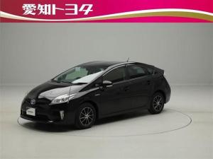 トヨタ プリウス S バックモニター メモリーナビ ワンセグ スマートキ-