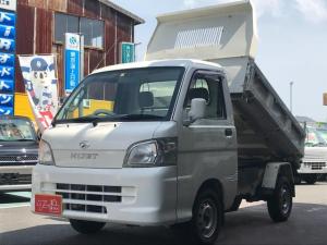 ダイハツ ハイゼットトラック PTO多目的ダンプ 5速マニュアル 4WD エアコンパワステ