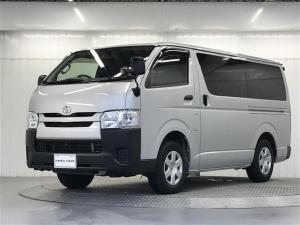 トヨタ ハイエースバン ロングDX キーレスエントリー ETC