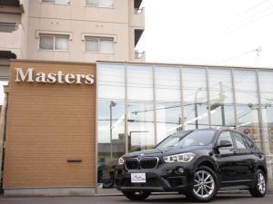BMW X1 xDrive 18d iDriveナビ バックカメラ ソナー