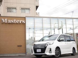 トヨタ ノア Si 純正ナビ 後席モニター 両側パワースライドドア
