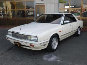 日産 グロリア・シーマ タイプIIリミテッド V6セラミックターボ エアサス