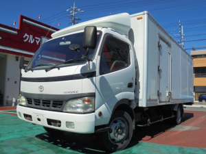 トヨタ トヨエース 超ロングフルジャストロー パネルバン 3.5トン