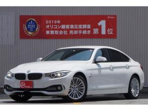 BMW 4シリーズ 420iグランクーペラグジュアリー 正規D ACC 衝突軽減