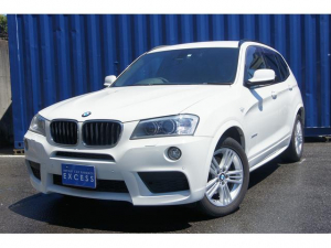 BMW X3 xDrive 20d ブルーパフォマンスMスポーツP HDD