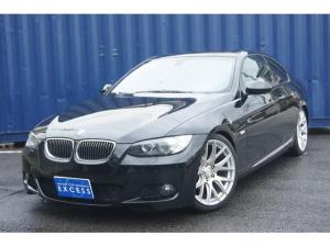 BMW 3シリーズ 320i クーペ Mスポーツ 6MT 左ハンドル HID