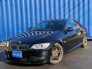 BMW 3シリーズ 335i Mスポーツパッケージ 後期モデル・直噴エンジン・純正ナビ・地デジ・DVD再生・ブラックレザー・パドルシフト・ST車高調・VRSFインタークーラー・Mパフォーマンスマフラー・カーボンスポイラー・パドルシフト・ETC・HID