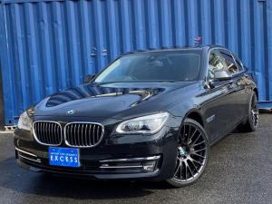 BMW 7シリーズ 740i プラスパッケージ・純正ナビ・フルセグ・Bカメラ・ボルドーレザーシート・サンルーフ・ソフトクローズドア・アダプティブLEDヘッドライト・ドライビングアシストプラス・レーンチェンジウォーニング・ETC