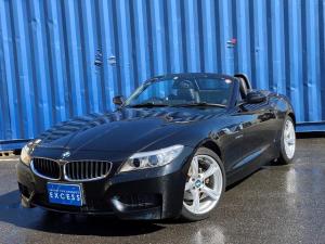 BMW Z4 sDrive20i Mスポーツ 後期モデル・電動オープン・純正ナビ・フルセグ・ブラックレザーシート・シートヒーター・パドルシフト・HID・ETC・コンフォートアクセス