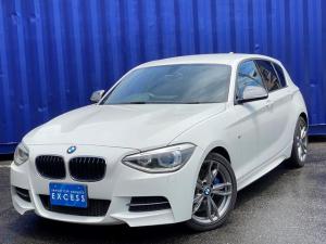 BMW 1シリーズ M135i 直6ターボ・DMEチューニング・リミッターカット・バブリング・社外インテークパイプ・純正ナビ・地デジ・Bカメラ・パドルシフト・HID・ETC・コンフォートアクセス・パワーシート
