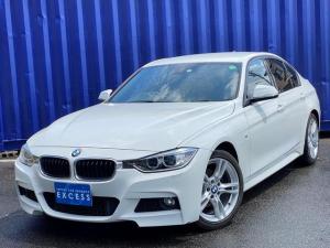 BMW 3シリーズ 320i Mスポーツ 6MT・HDDナビ・DVD再生・Bカメラ・ドライブアシスト・パワーシート・HID・ETC・コンフォートアクセス・18AW
