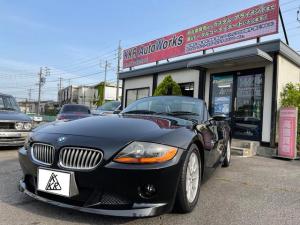 BMW Z4  電動オープン パワーシート ナビ ETC 車検令和5年5月付