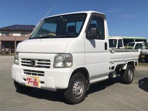 ホンダ アクティトラック SDX 4WD 5速マニュアル エアコン パワステ 車検整備付