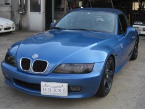 BMW Z3ロードスター 特別仕様車 左H フルセグ 車高調 ドラレコ バックカメラ 幌新品