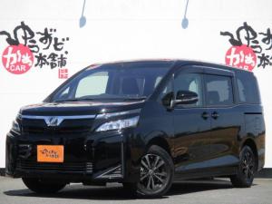 トヨタ ヴォクシー X 地デジナビ 両電動ドア セーフティセンス LEDヘッド