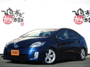 トヨタ プリウス Sツーリングセレ 専用17アルミ LED HKS車高調