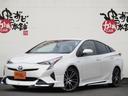 トヨタ/プリウス S LEDフルエアロ ラフィット18AW タイヤ新品