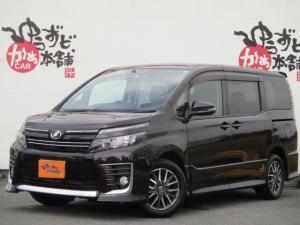 トヨタ ヴォクシー ZS 9型地デジナビ 両電動ドア Bカメラ LEDヘッド