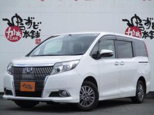トヨタ エスクァイア Xi 電動スライド LEDヘッド ドライブレコーダ Bカメラ